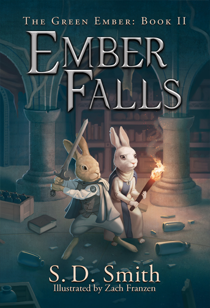 Ember Falls The Green Ember Book Ii S D Smith
